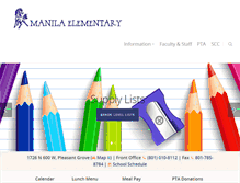Tablet Preview of manila.alpineschools.org